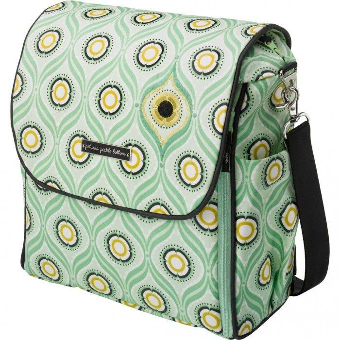 ppb Glazed Boxy Backpack