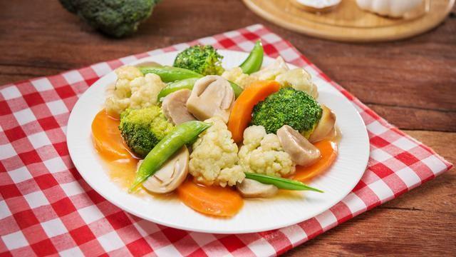Resep Capcay Sayur Kuah Kental Pedas Sederhana Rumahaan Resep Masakan Sayuran Masakan