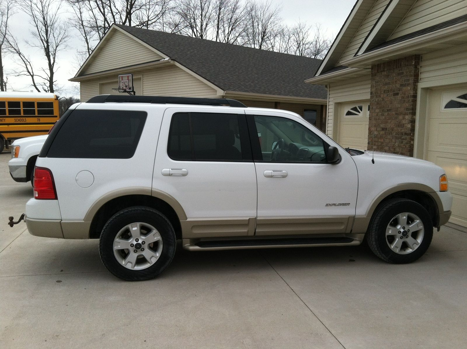 2003 ford explorer eddie bauer edition white cars i love pinterest ford explorer ford and. Black Bedroom Furniture Sets. Home Design Ideas