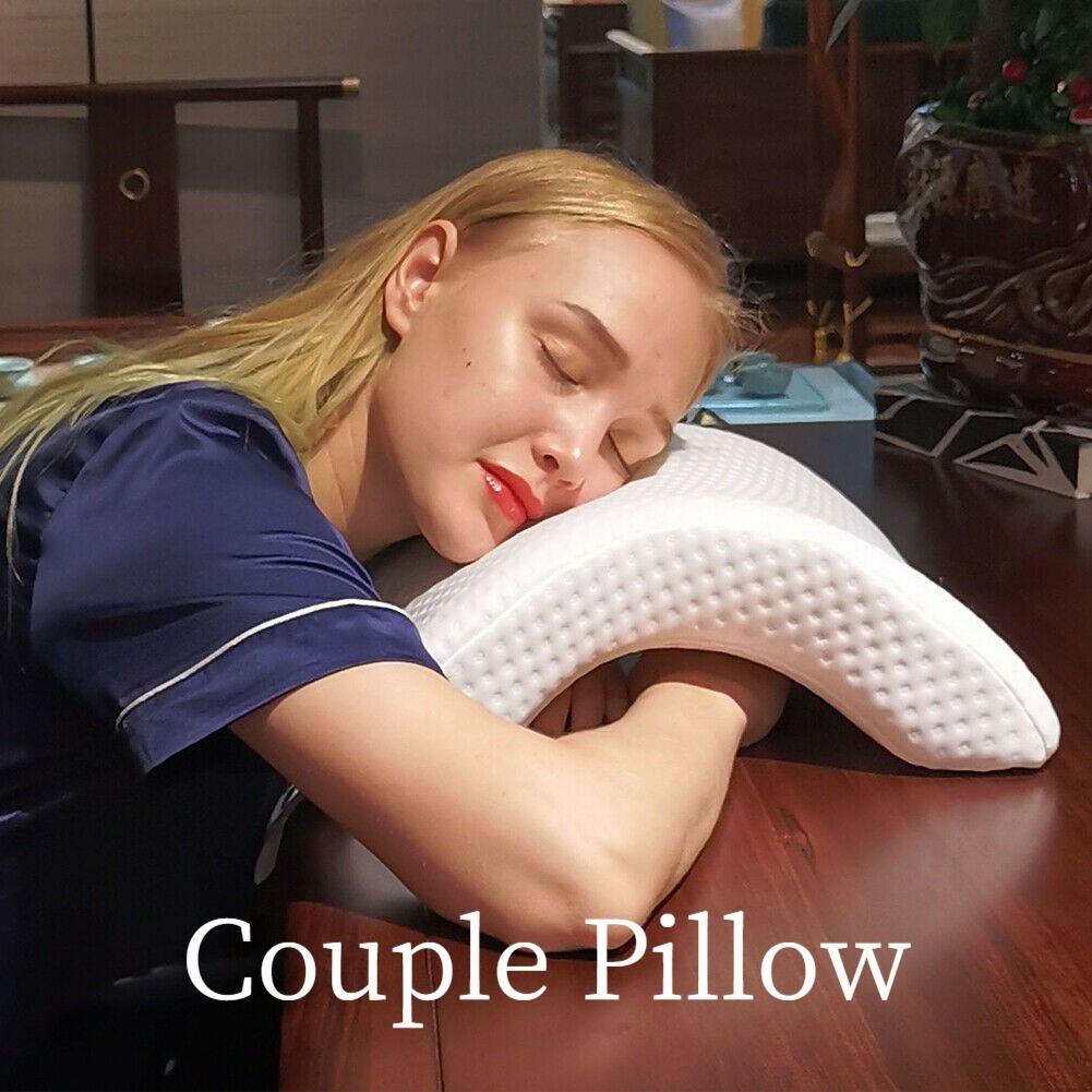 memory foam pillow detachable slow