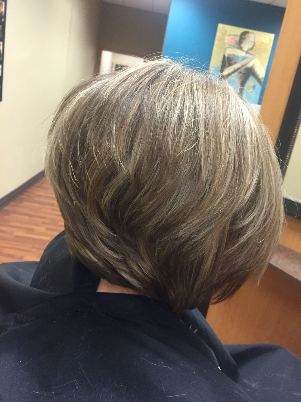 After   Before and Afters  Pinterest  Blondes Short hairstyle