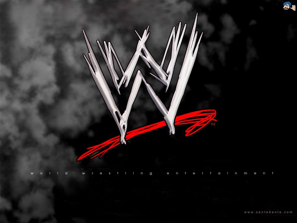 WWE World Wrestling Entertainment Company Logo Known For Smackdown Raw Divas Wrestlemania