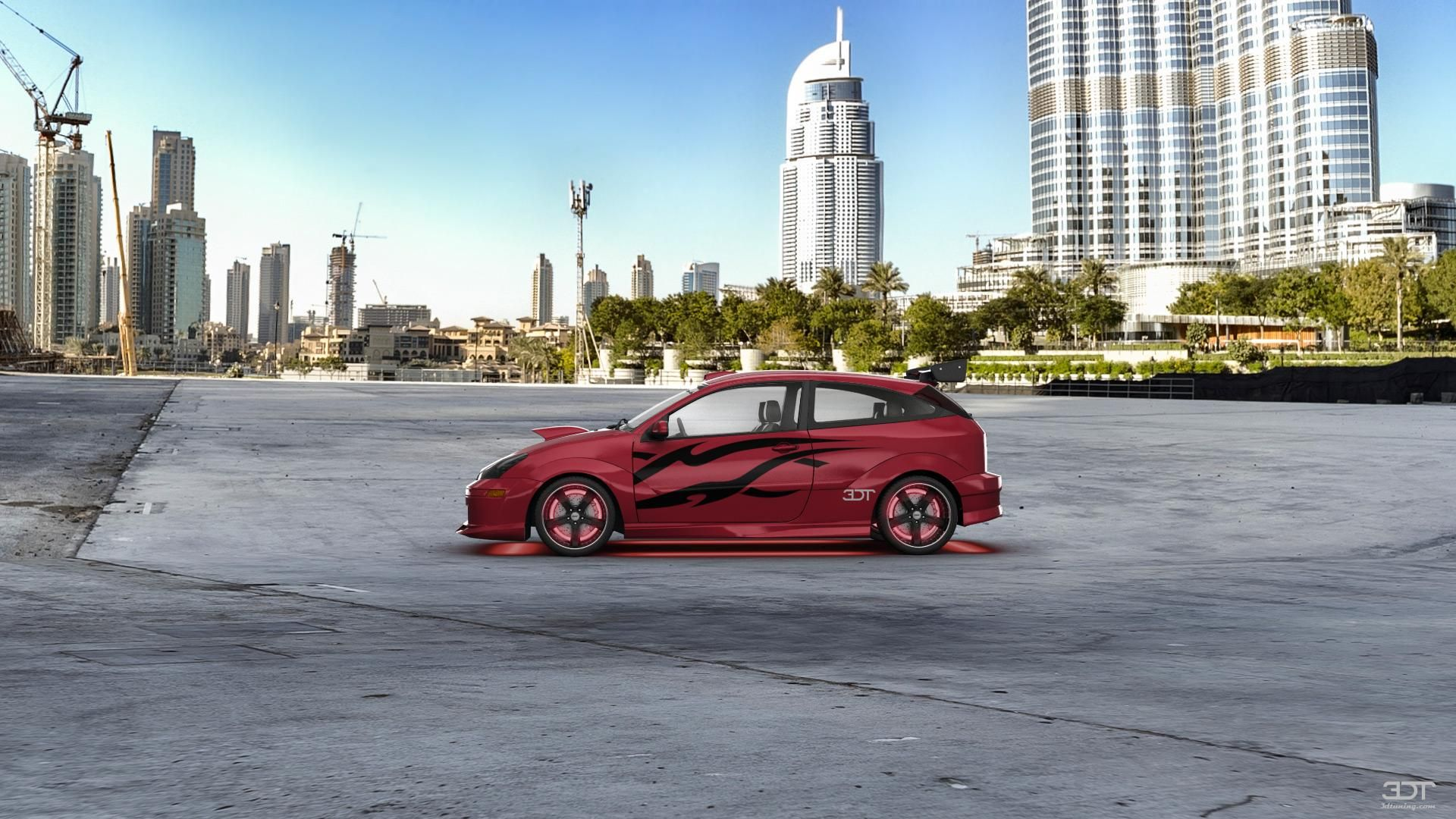 Checkout My Tuning Ford Svtfocus 2003 At 3dtuning 3dtuning
