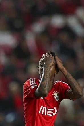 Benfica vs Bayer 04 Leverkusen - LUSA/JOSÉ SENA GOULÃO