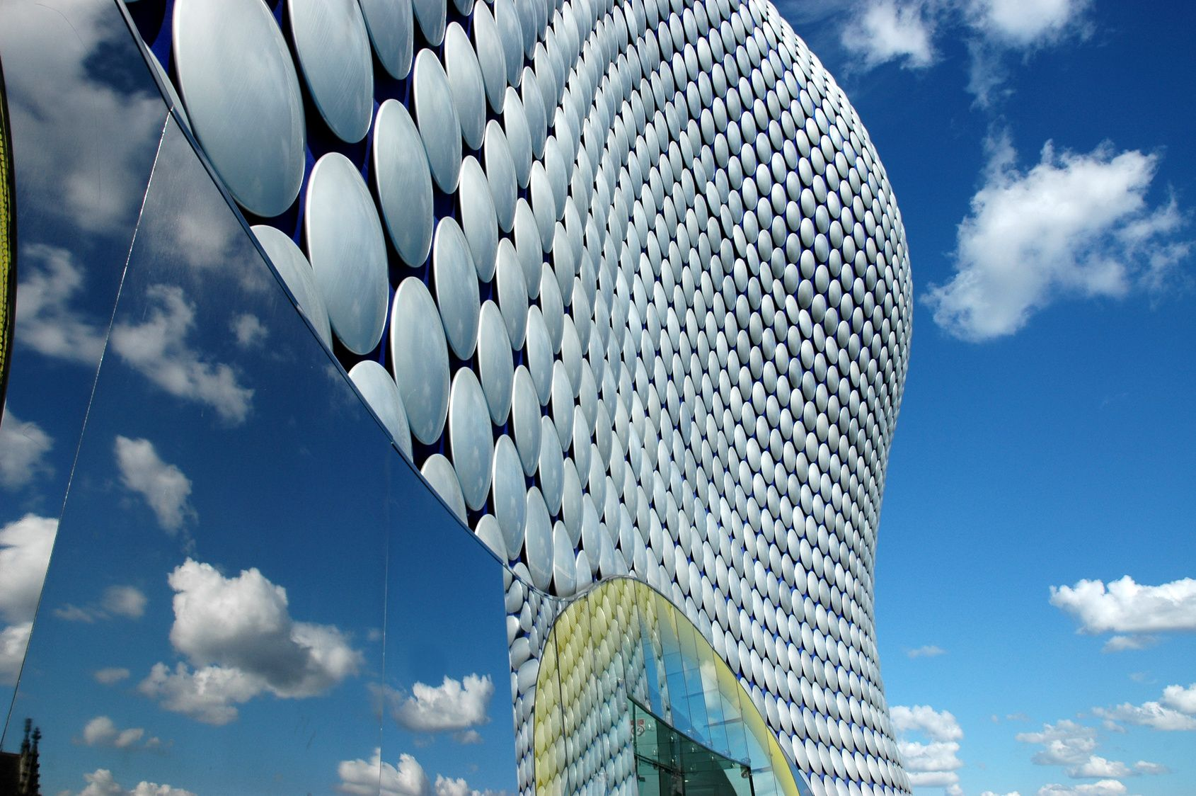 #birmingham #england #skyporn #modernarchitecture