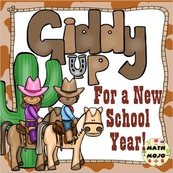 Back to School - Cowboys and Cowgirls #cowboysandcowgirls