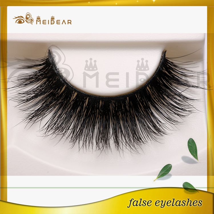 Top Quality Private Label Meidear Wholesale Mink Eyelashes