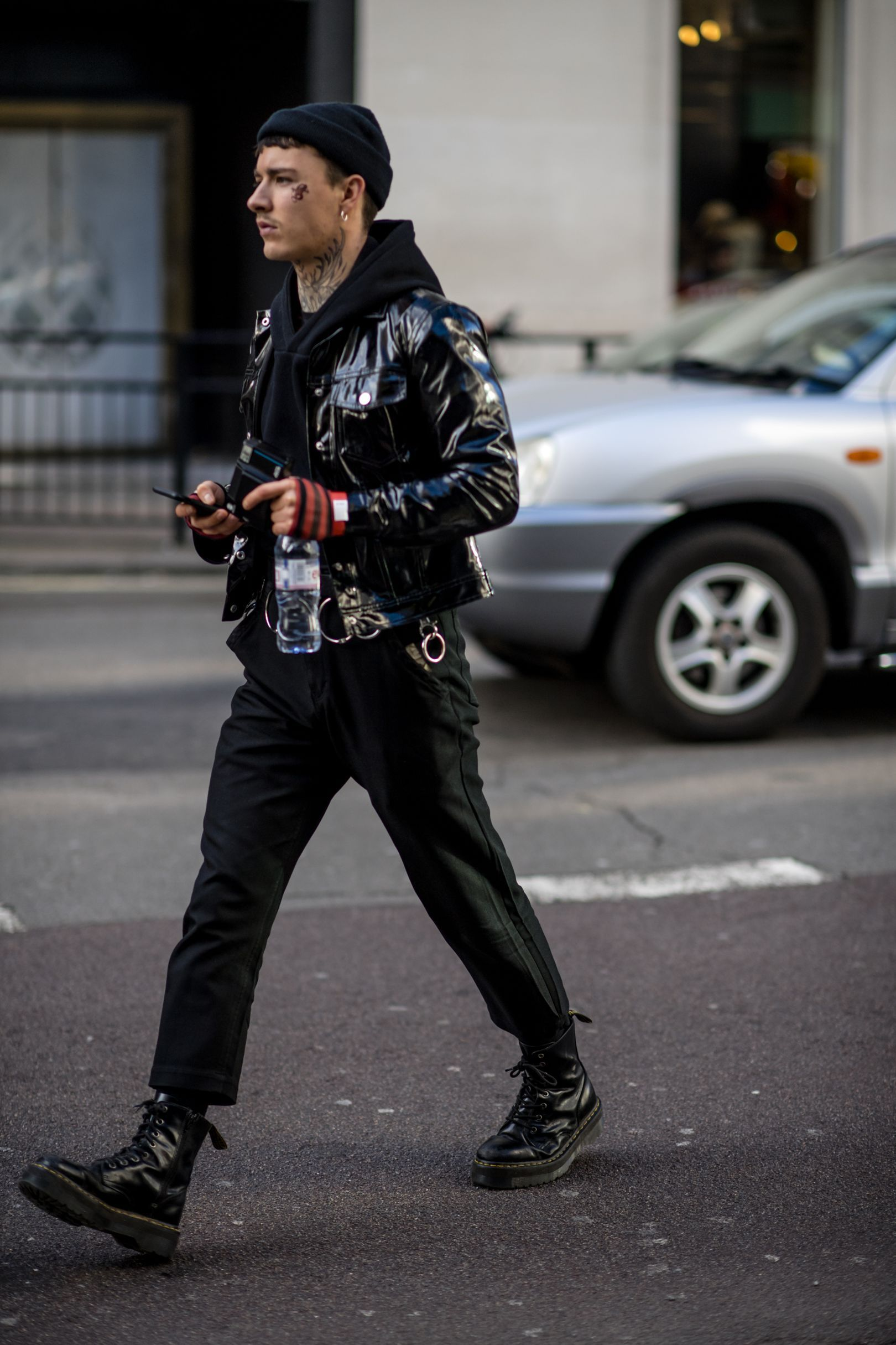 London Fashion Week Mens Street Style Day Three Aw18 Fashion