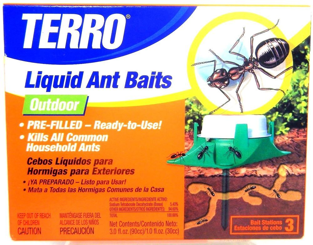 3 New Terro Outdoor Liquid Ant Bait Stations Pest Control Free Shipping Antcontrol Pestcontrol Ants Antbait
