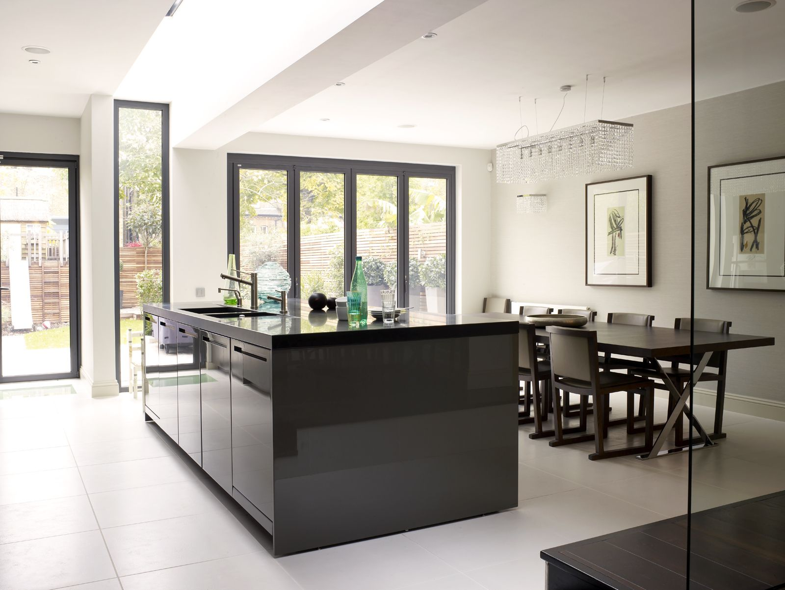 Olbc Were Asked To Transform This Large Family House In