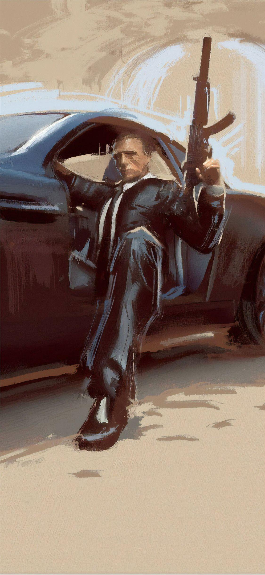 James Bond Car Art Bond Cars James Bond Art James Bond
