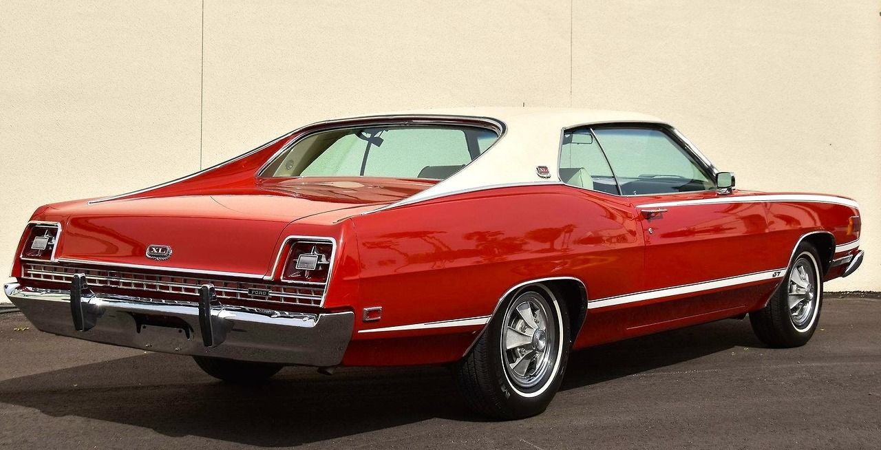 1969 Ford Galaxie Xl With Images Ford Galaxie Classic Cars Trucks