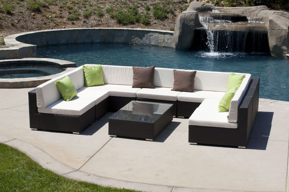 Outdoor Couch Set In 2020 Outdoor Living Outdoor Living Space