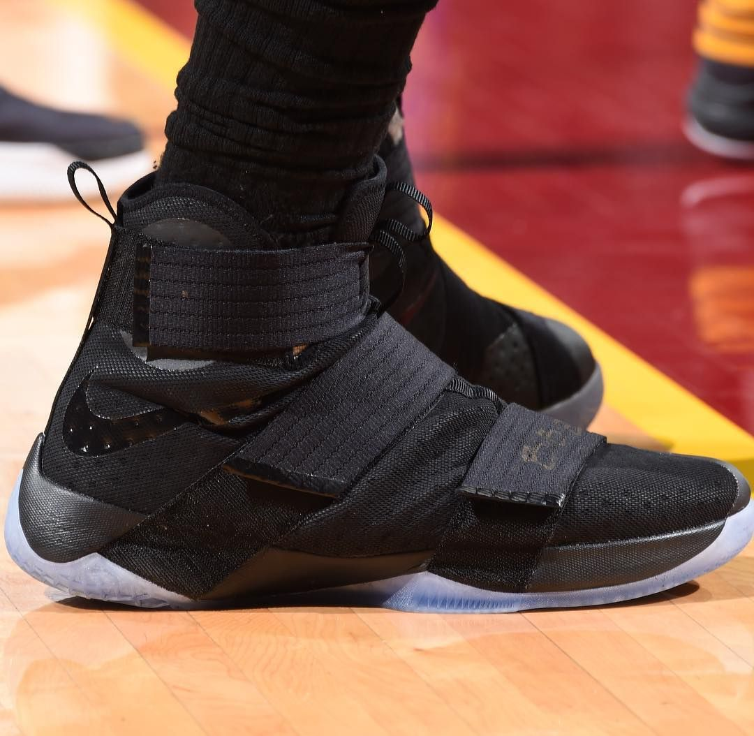 cheaper 75da8 0d197 Nike LeBron Soldier 10 | NBA Finals Game 3 | FOOTWEAR ...