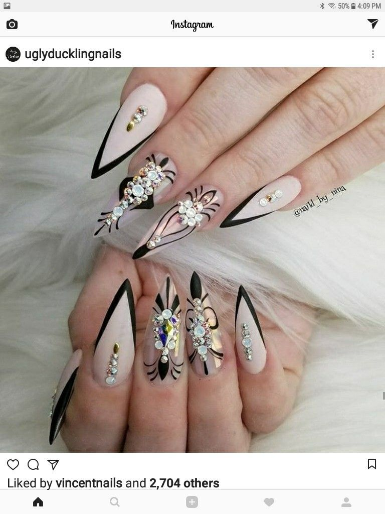 Pin de Beate Vedder en Nägel | Pinterest | Diseños de uñas, Arte de ...