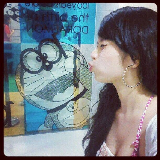 100 years before the birth of Doraemon..... muahhh :). #hongkong #hkgirl #hkig #hongkonger #instacool #instamood #happiness #harbour #hk #bestoftheday #japan #cartoon #doraemon #doll #anime #photooftheday - @cammoou- #webstagram