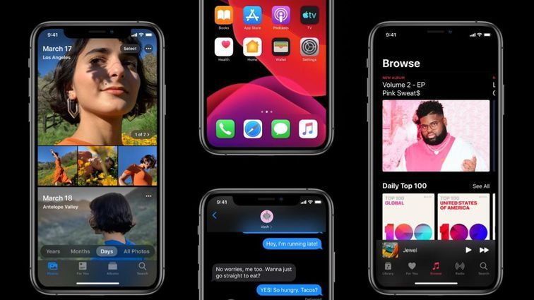 iOS 13 vs. Android 10 How Apple and Google compare New