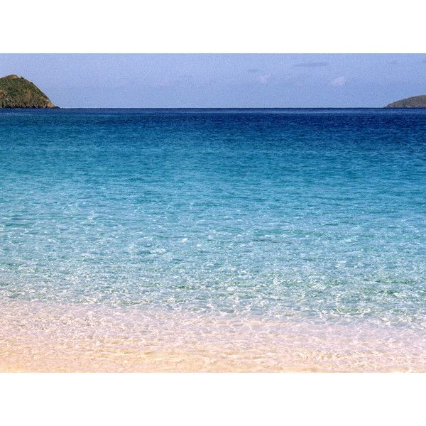 Caribbean Sea ❤ liked on Polyvore featuring backgrounds, beach, sfondi, pictures and sea