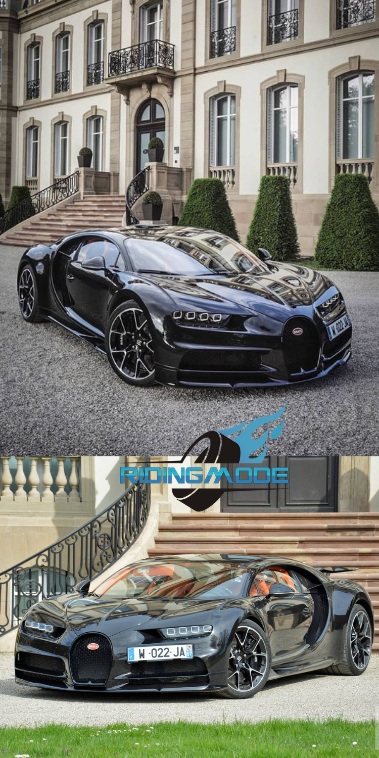 Bugatti Chiron – A Unique Mechanical Masterpiece! #bugattichiron