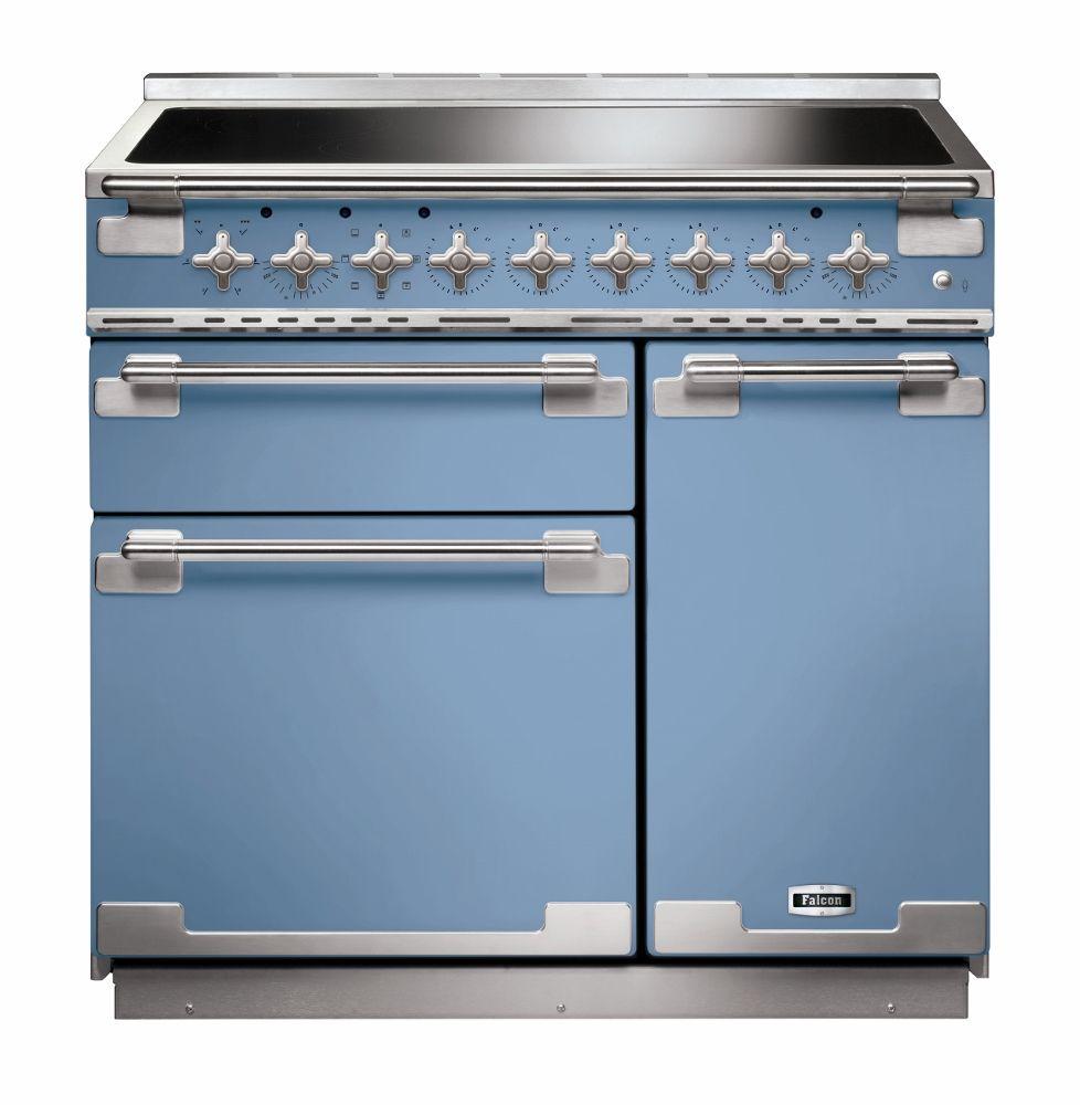 Fornuis falcon blauw   keuken ideeën   uw keuken.nl #fornuizen ...
