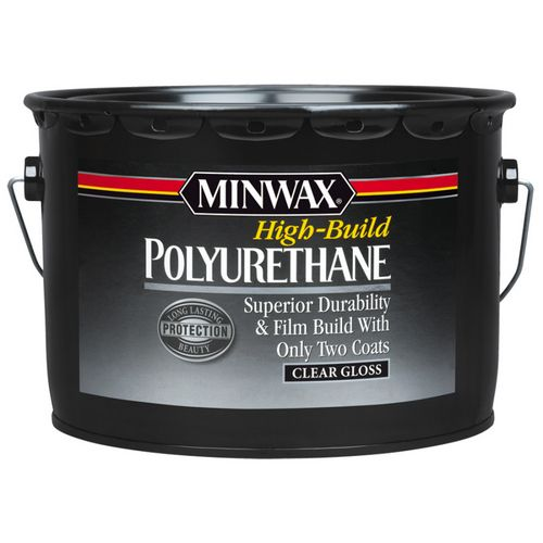 Minwax 2 5 Gallon Gloss Polyurethane Item 146535 Model 710930000 Minwax Foam Brush Polyurethane