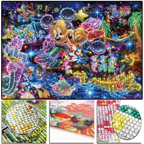 Back To Search Resultshome & Garden Full Square/round Drill 5d Diy Diamond Painting mickey At Work 3d Diamond Embroidery Cross Stitch Mosaic Rhinestone Decor Yet Not Vulgar