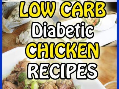 7 delicious diabetic chicken recipes low carb recipes pinterest food 7 delicious diabetic chicken recipes forumfinder Gallery