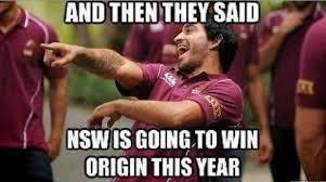 Qld Maroons State Of Origin Funny 2014 Google Search Nrl Memes Rugby Memes Sports Quotes