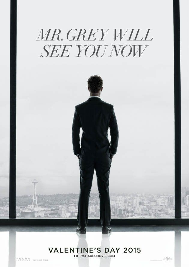 Fifty shades of grey poster mr grey will see you now mr grey fifty shades movie fandeluxe Images
