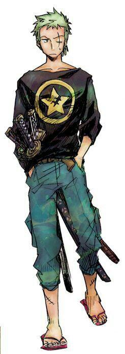 Roronoa Zoro; One Piece