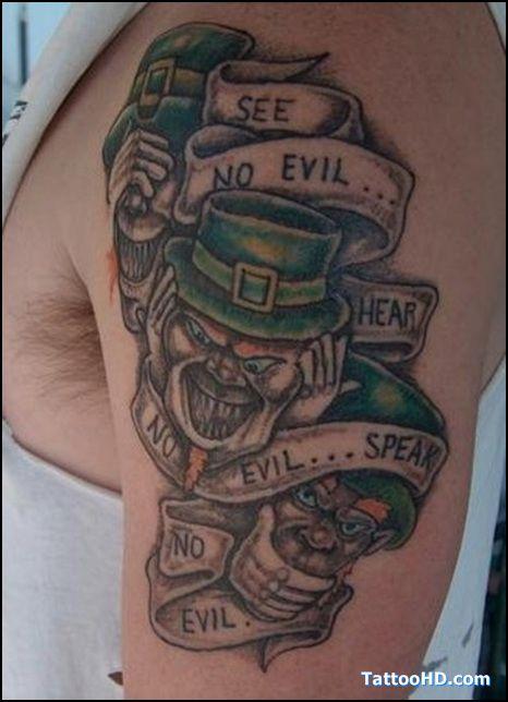 Irish tattoos for men free download tattoo 6041 tatuajes for Irish gaelic tattoos