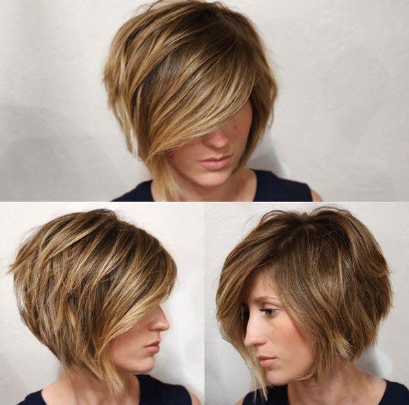 50 Sensational Asymmetrical Bob Haircuts For Thick Hair Haircuts