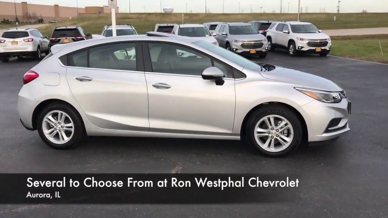 Video 2017 Chevrolet Cruze Hatchback Closeout Event Sale Ron
