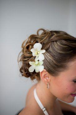 Bridal updo -  Sara Monika Photographer