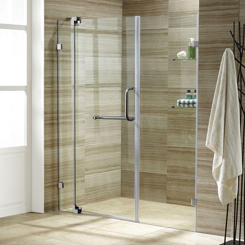 Vigo Vg604248 Frameless Shower Doors Frameless Shower Glass