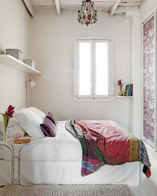 Bedroom Decorating Ideas Small Room white small bedroom decorating ideas with small furniture and