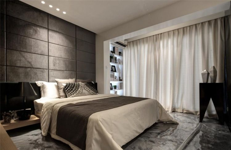 les 25 meilleures id es de la cat gorie rideaux chambre coucher sur pinterest rideaux pour. Black Bedroom Furniture Sets. Home Design Ideas