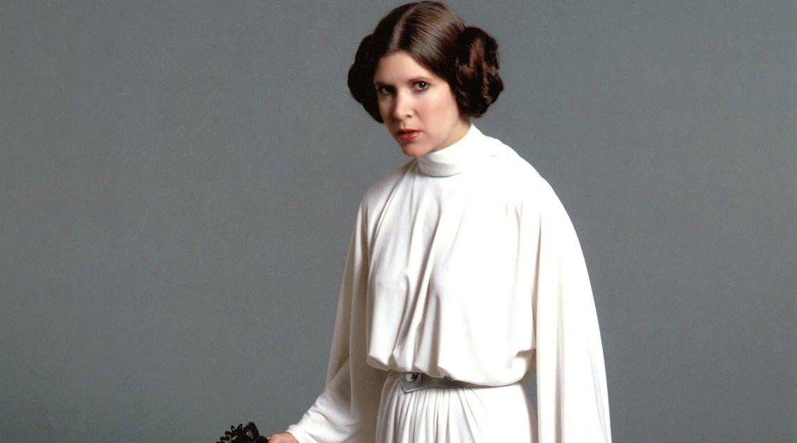 ANH Leia Senatorial Gown   Princess leia costume, Princess ... How Old Was Princess Leia In A New Hope