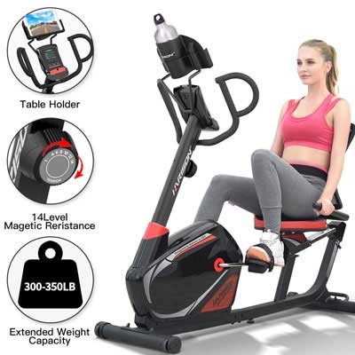 Top 10 Best Recumbent Exercise Bikes In 2020 Reviews Best
