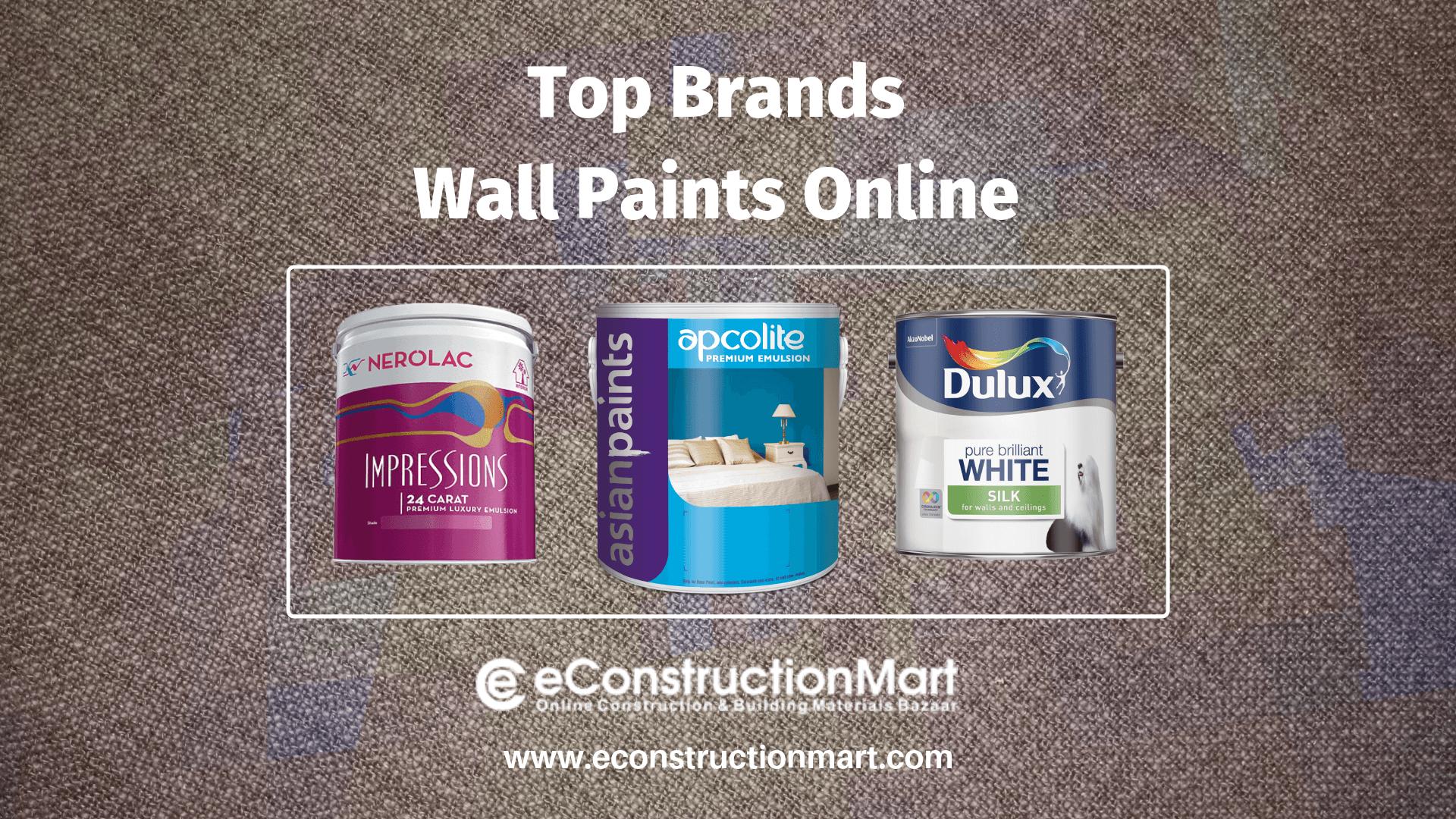 Top Brands Wall Paints Online Paint Prices Asian Paints Online Painting
