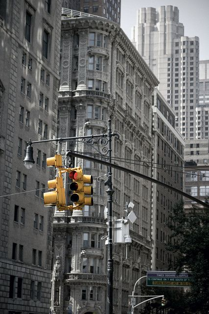 NY traffic lights