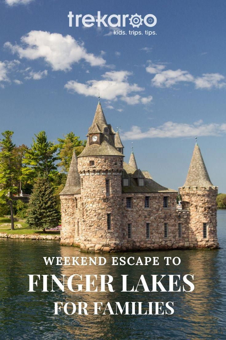From castles to speedboats, discover all that the Finger