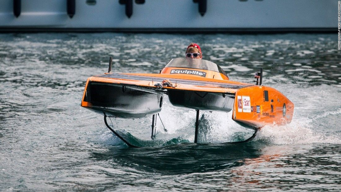 Last year's record was set by Dutchman Gerard van der Schaar of the Clafis Private Energy Solar Team, who clocked a speed of 44.4…