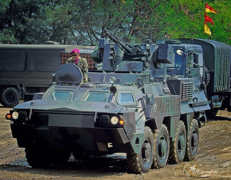 Btr 4m Bucephalus Korp Marinir Tni Al Btr 4m Untuk Korps Marinir Merupakan Kasta Tertinggi Dari Keluarga Btr Bronetransporter 4 Korps Marinir Militer Dunia