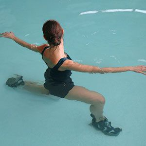 Aquatic Therapy And Total Knee Replacement On Advance For