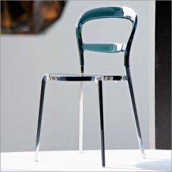 Calligaris Wien Chair- Aluminium Legs | chair in 2019 ...
