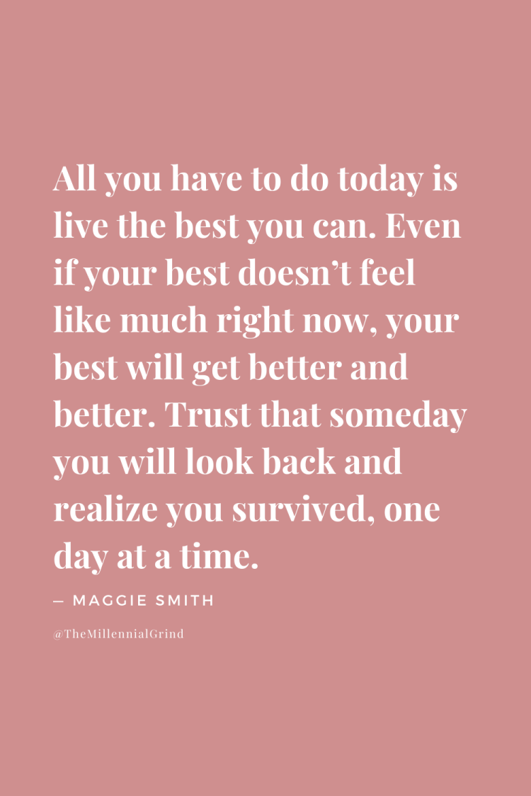 30 Quotes From Keep Moving By Maggie Smith   THE MILLENNIAL GRIND