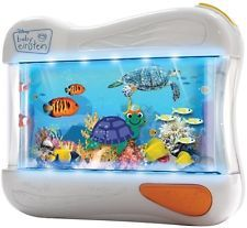 1be9a824cbe Baby Einstein Sea Ocean Aquarium Dreams Soother Crib Toy With Lights ...