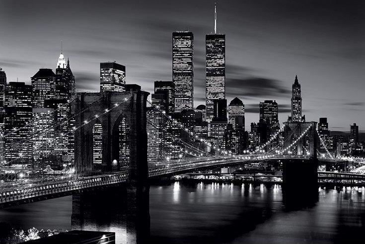B w light noir et blanc pinterest voyage dans le temps m t o et noir - Credence new york noir et blanc ...