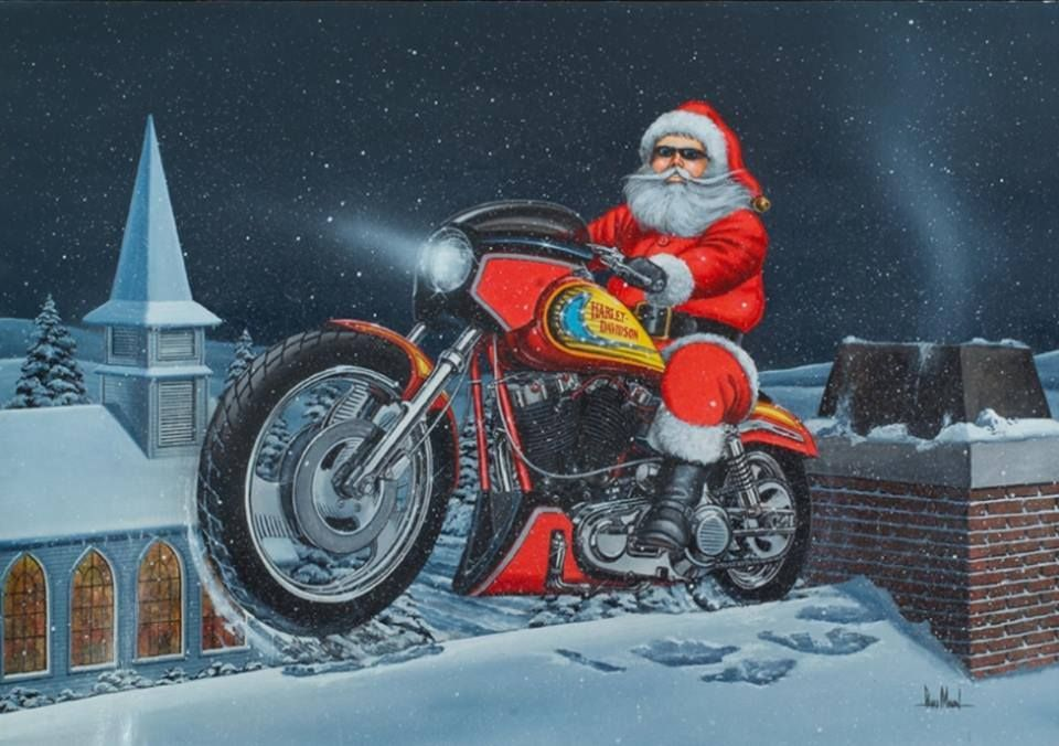 Pin by 53DILLIGAF on Biker Art.   Pinterest   David mann, David mann ...